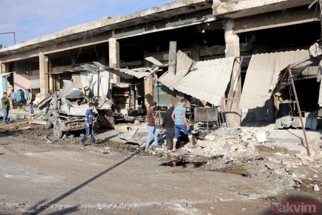 Esed rejiminden İdlib'e hava saldırısı: 11 ölü, 20'den fazla yaralı