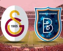 Galatasaray Başakşehir maçı ne zaman?