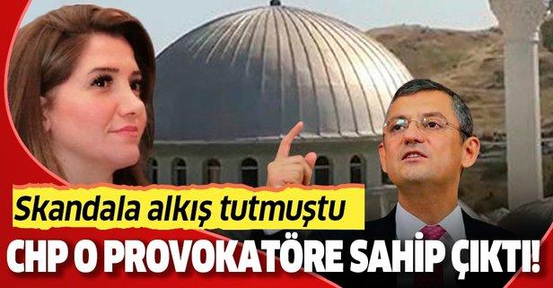 CHP skandala sahip çıktı!