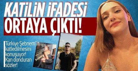 Denizli'de Şebnem Şirin sevgilisi tarafından boğazı kesilerek öldürülmüştü! Katil Furkan Zıbıncı'nın kan donduran ifadesi ortaya çıktı