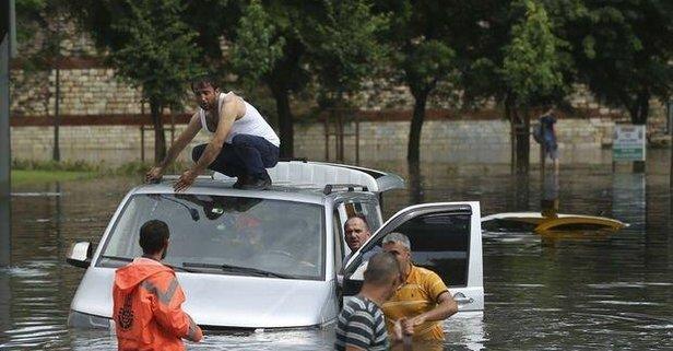 Meteorolojiden son dakika uyarısı! İstanbullular o saatlere dikkat!
