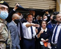 Sömürgeci Macron'un hazin sonu! Lübnan planı suya düştü
