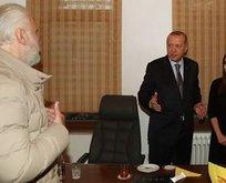 Başkan Erdoğan'dan Hasan Kaçan'a ziyaret