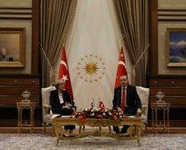 Erdoğan'dan İngiltere Başbakanı'na taziye mesajı