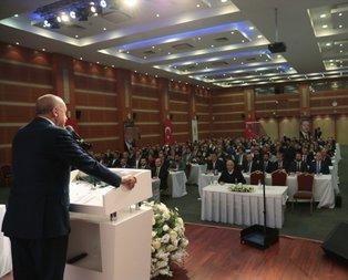 Başkan Erdoğan AK Parti İl Başkanlığı'ndan ayrıldı