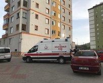 11. kattan düşen çocuk öldü