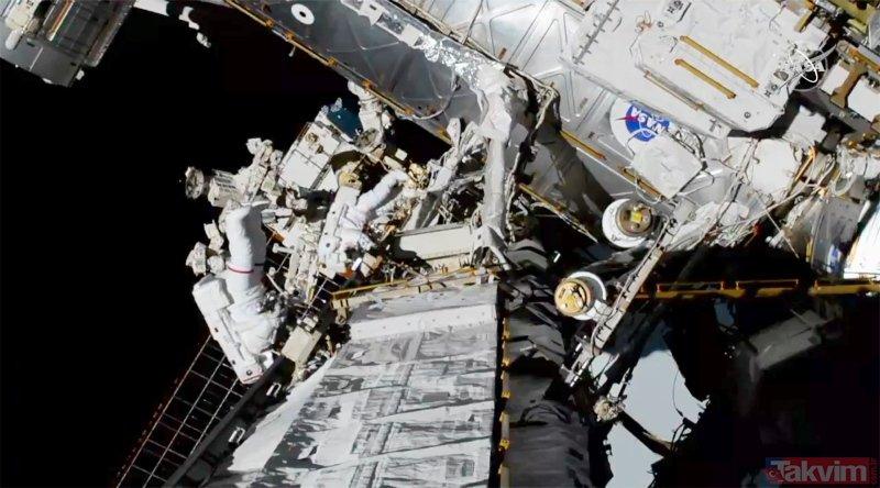 Daha önce yapılmamıştı! NASA bu görüntülerle duyurdu: Şimdiye kadar yapılmış...