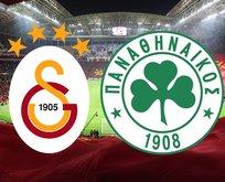 Galatasaray-Panathinaikos maçı ne zaman?