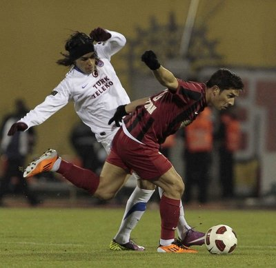 Eskişehirspor - Trabzonspor (Spor Toto Süper Lig 30. hafta maçı)