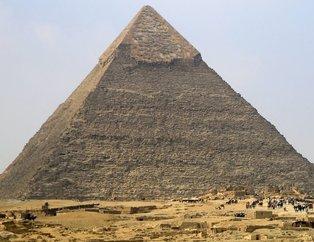 Piramitlerdeki büyük sır ne? Piramitlerin uzaylılarla ilişkisi var mı?