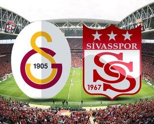 Galatasaray-Sivasspor maçı ne zaman?