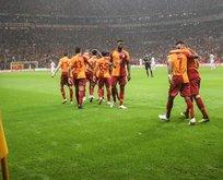 Galatasaray'da yüzleri güldüren gelişme