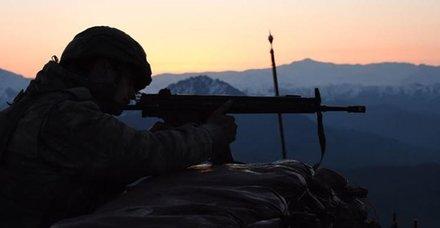 Son dakika: PKK'ya ağır darbe! 20 terörist öldürüldü