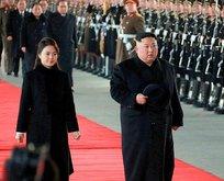 Kuzey Kore lideri Kim tarihi özür!