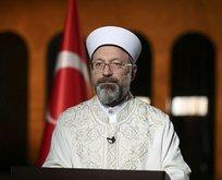 Erbaş'a hakaret davasında istenen ceza belli oldu