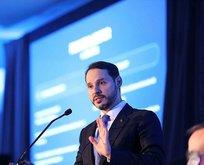 Bakan Albayrak ABD'de yatırımcılara güven mesajı verecek