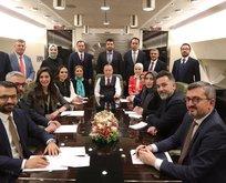 Başkan Erdoğan'dan İlker Başbuğ'a çağrı