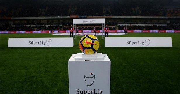 Süper Lig'de ilk 3 haftanın programı belli oldu!
