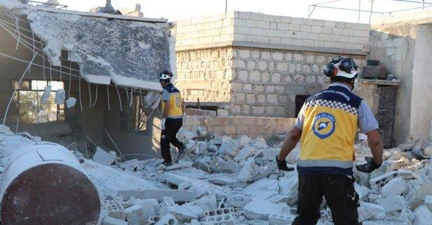 İdlib'de katliam gibi saldırı! 7 ölü 14 yaralı