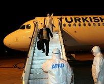 40 bini aşkın Türk vatandaşı yurda getirildi