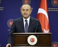 Dışişleri Bakanı Çavuşoğlu, Malanji ile görüştü