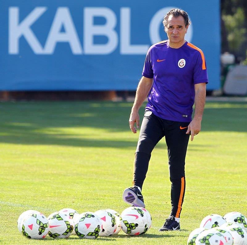 Galatasarayda 18 yolcu