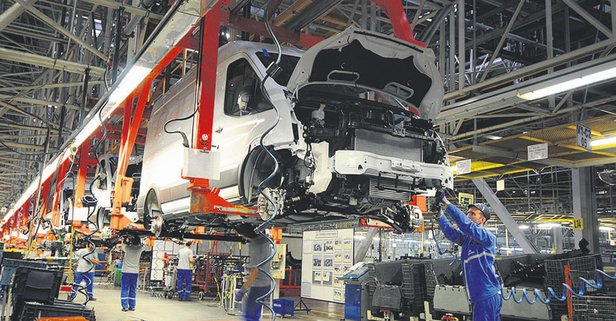 Ticari araç üretimi tam gaz