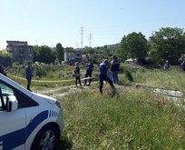 Başakşehir'de çocuk cesedi bulundu