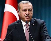 Başkan Erdoğandan af açıklaması