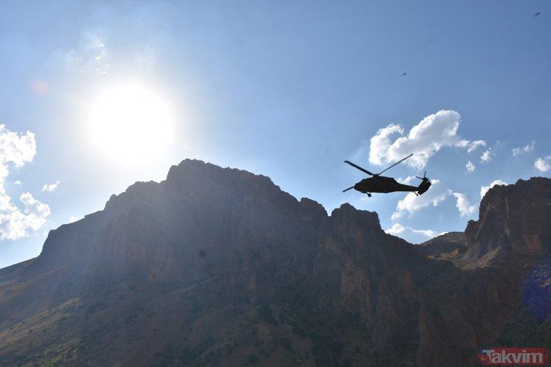 Terör örgütü PKK'ya 'Kıran' darbesi! Hepsi tek tek ele geçirildi