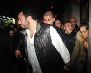 Bengü ve sevgilisi Selim Selimoğlu'na bahşiş tacizi!