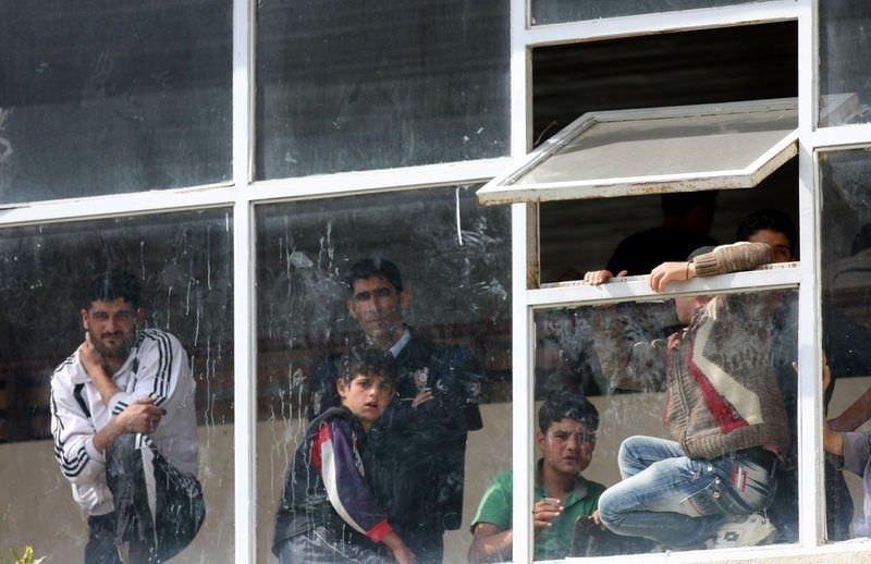 Suriyeliler Hatay'da