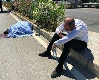 Antalya'da feci kaza! Olay yerinde can verdi