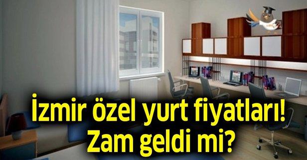 İzmir öğrenci yurt fiyatları 2019!