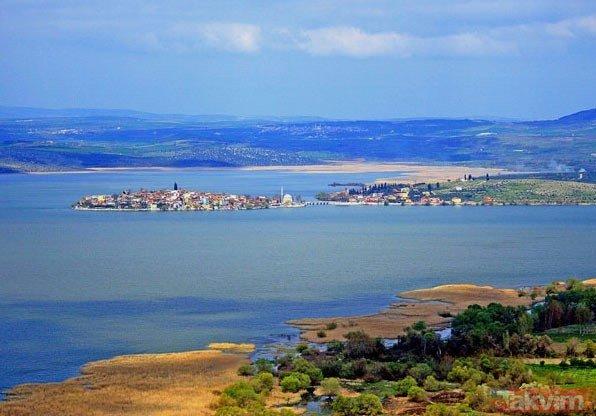 Türkiye'de gezilip görülebilecek 50 yer! O liste açıklandı
