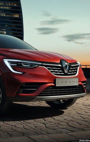 Renault Arkana Moskova'da tanıtıldı! Renault'un SUV modeline verdiği