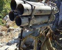 YPG silahı Çukurca'da