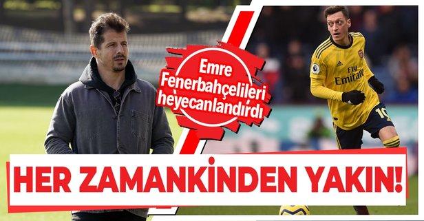 Belözoğlu'ndan flaş 'Mesut Özil' açıklaması
