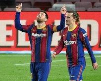 Barcelona, Alaves'i 5-1 mağlup etti