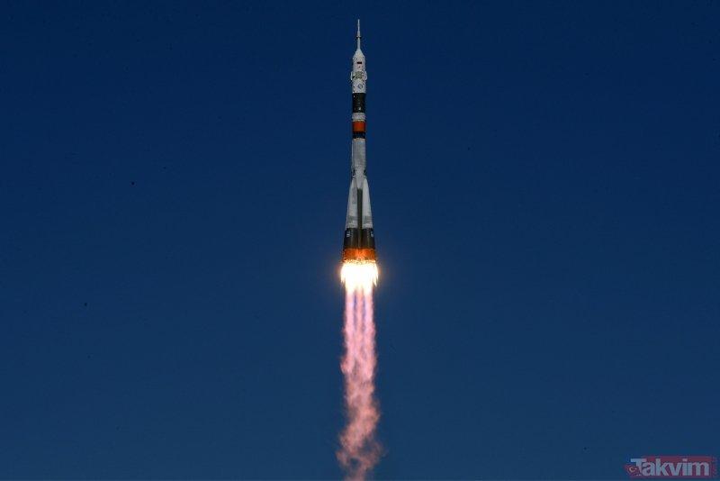 Soyuz MS-10'un fırlatılışında kaza! Dünya şokta