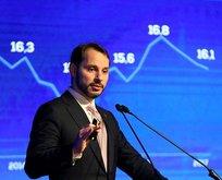 Bakan Albayrak: Ekimden itibaren enflasyon düşecek