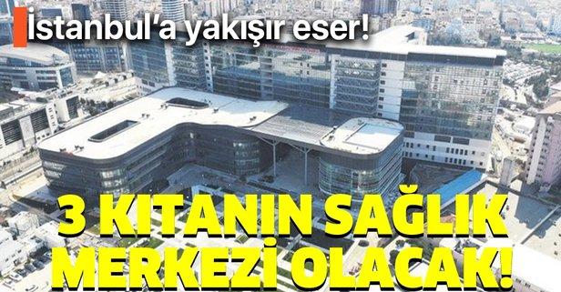 Türkiye 3 kıtanın sağlık merkezi olacak!