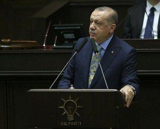 Başkan Erdoğandan ittifak açıklaması
