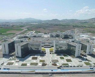 Şehir hastanelerinden dev katkı