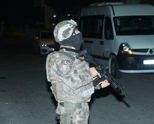 İstanbul'da şafak operasyonu! Çok sayıda kişi gözaltında