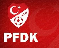 Akhisarspor PFDK'ya sevk edildi!