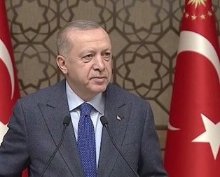 Başkan Erdoğan açıkladı! 894 lira taksitle evler...