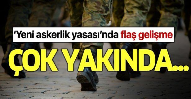 Hulusi Akar'dan flaş askerlik yasası açıklaması
