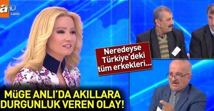 """Müge Anlı dolandırıcıları ortaya çıkardı! """"Milli Gelin"""" mağduru beyefendiler Müge Anlı canlı yayınında! 12 Aralık"""