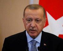Başkan Erdoğan'dan 'Güvenli Bölge' açıklaması